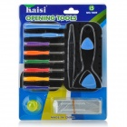 Kaisi KS-1805 Repaired Opening Disassemble Tool Kit for Iphone 4/4S/5 - Multi-Colored
