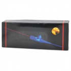 XQY-02 635~700nm Red Laser Gun Bore Sighter - Black (3 x AG10)