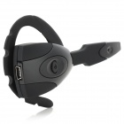Bluetooth 3.0 + EDR Headset w / Cable USB para PS3 - Negro