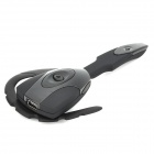 Bluetooth 3.0 + EDR Headset w/ USB Cable for PS3 - Black