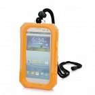 Genuine iPega Waterproof Protective Case w/ Strap for Samsung i9300 - Orange