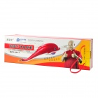 Dolphin Shaped Infrared Massage Hammer - Red + White