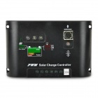 12V / 24V / 30A Solar Powered Charge Controller - Musta