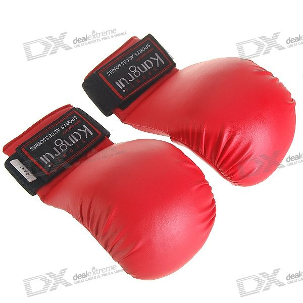 Training Kickboxing Gloves (Pair Assorted Color)