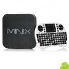 MINIX NEO X5 Android 4.1.1 Dual Core Google TV Player / Bluetooth / 1GB RAM / 16GB ROM - Black
