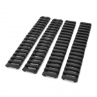 Plastic Ladder Guard for 21mm Rail - Black (4 PCS)
