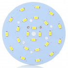 JR-12W-WW-5630 12W 1100lm 3500K 24-SMD 5630 LED Warm White Light Source Module - White (DC 38~43V)