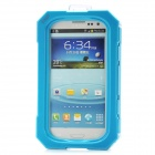 ipega PG-Si016 Ultra-Thin Waterproof Protective Case for Samsung Galaxy SIII i9300 - Blue