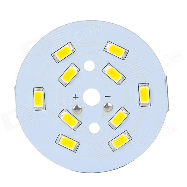 5W 55lm 3000K 10-SMD 5630 Warm White LED Module - White + Yellow (DC 3.3~3.5V)