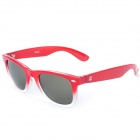 OREKA 008 Retro Outdoor PC Lens / Frame UV400 Protection Sunglasses / Goggles