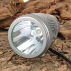 Roxane RX902T 900lm 5-Mode White Bicycle Light w/ Cree XM-L T6 - Grey (4 x 18650)