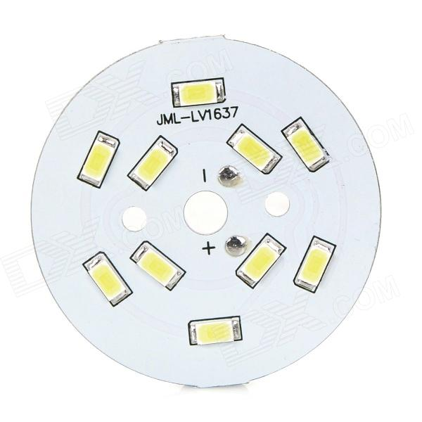 5W 55lm 5500K 10-SMD 5630 LED White Light Module - White (DC 3.3~3.5V)