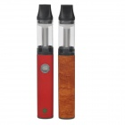 Green Sound SOLE Quit Smoking Rechargeable Electronic Cigarettes - Brown + Red (2 PCS)