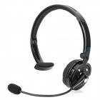 BH-M10b stilvollen Bluetooth v2.1 Stirnband Headphone w / Mikrofon - Schwarz + Silber