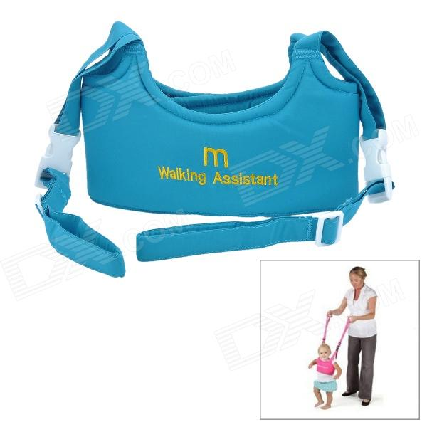 Yourhope Baby Toddler Harness Safety Learning Walking Assistant - Blue yourhope baby toddler harness safety learning walking assistant blue