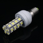 Daiwl H5002W E14 5.8W 6500K 500lm 30-SMD 5050 LED White Decoration Lamp (85~265V)