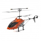 2013A 2.5-CH IR R/C Remote Controller Helicopter - Silver + Orange + Black + White