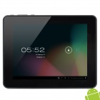 "ICOO ICOU7W 7"" Android 4.0 Capacitive Screen Tablet PC w/ Wi-Fi / TF - Black + White (4GB)"