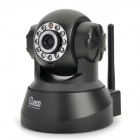 NEO Coolcam 300KP Indoor IP Network Camera w/ Wi-Fi / 11-LED IR Night Vision - Black