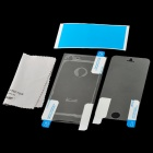 imos protection Protecteur d'écran AR Front + Back Cover Kit d'autocollant de peau pour Iphone 5 - Transparent