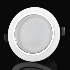 "GZY-FY-K001 4 ""9W 9-LED Cool White Ceiling Lamp Abajo w / LED del controlador (110 ~ 260V)"