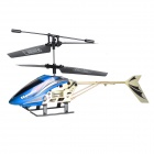 1224102 Rechargeable 2-Channel IR Control R/C Helicopter - Blue