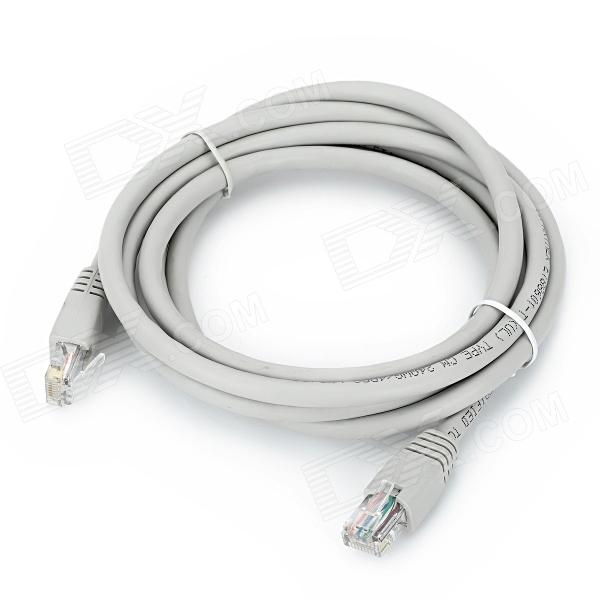 High Speed 8P8C CAT 6 UTP Connection Network Cable - Grey (2m) платье grey cat grey cat mp002xw0nydd