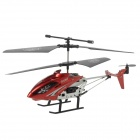 2-CH IR Remote Control R / C Helicopter - Red