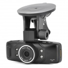 "KVD GS5000 1.5"" TFT 5.0M 1080p FHD 140' Wide Angle Car DVR w/ HDMI / 4-LED IR Night Vision - Black"