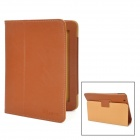 Protective PU Leather Bag Case for Onda V812 Tablet PC - Brown