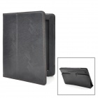 Protective PU Leather Bag Case for Onda V972 Tablet PC - Black