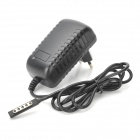 2000mA 12V Power Adapter for Tablets Microsoft Surface RT win8 - Black (EU Plug)