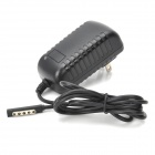 2000mA 12V Power Adapter for Tablets Microsoft Surface RT win8 - Black (US Plug)