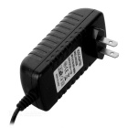 2000mA Adaptador de corriente 12V para tabletas Microsoft Surface RT win8 - Negro (Plug US)