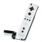 GOiGAME Wireless Right Remote Controller w/ Accelerator for Nintendo Wii U - Black + White (2 x AA)