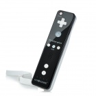 GOiGAME Wireless Right Remote Controller w/ Accelerator for Nintendo Wii U - White + Black (2 x AA)