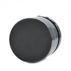 BTK-503 Portable 3W 700mAh Bluetooth v4.0 Speaker - Black (127cm-Cable)
