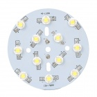 GY-TH-12*1W 12W 120lm 6500K 12-LED White Light Module w/ Power Supply Driver (AC 100~240V)