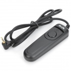 Meyin RS-802/E3 Wired Remote Shutter Release for Canon - Black (90cm Cable)