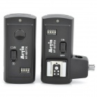 Meyin VF-901 2.4GHz 16-Channel Wireless Flash Trigger for Canon EOS 1000D / 500D + More - Black
