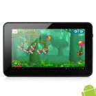 "M711 7.0"" Capacitive Screen Android 4.1 Tablet PC w/ TF / Wi-Fi / Camera / HDMI / G-Sensor - Black"