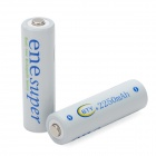 "BTY Rechargeable 1.2V ""2250mAh"" Low Self-discharge AA Ni-MH Battery (2 PCS)"