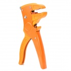 Pro'skit 808-080 Duckbilled Automatic Wire Stripper Stripping Tool - Orange + Yellow