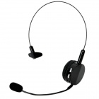 BH-M11 Stylish Bluetooth v2.1 Adjustable Headband Headset w/ Microphone - Black