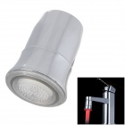ShenDing LD8002-A5 Temperature Controlled Sensor RGB LED Faucet Light - Silver