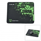 E-Blue Cobra Gaming Mouse Pad - Black + Green (Size S)