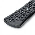 Lefant JYB-7 2.4Hz Wireless Mini Air Fly Mouse w/ 78-key Keyboard / HTPC Remote Controller - Black