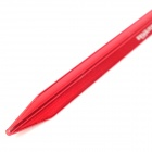 NatureHike 7075 Aluminum Alloy Triangular Tent Nail - Red