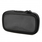 Bicycle 360 Degree Swivel Mount + Waterproof Bag Set for Samsung Galaxy SIII i9300 + More - Black