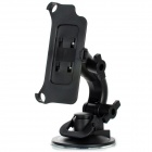 XWJ-02HD65 360 Degree Rotational Plastic Car Mount Holder for Iphone 5 - Black